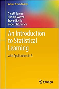 An Introduction to Statistical Learning | Source: USC | Best Machine Learning Books | Machine Learning (ML) Books