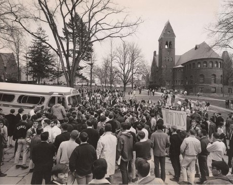 Faculty, Students and Staff for an Anti-Racist Cornell, 2020 Demands