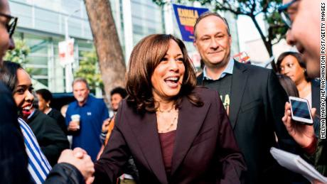 "Kamala Harris: ""Fierce Prosecutor"" vs the ""Progressive"