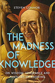 Book cover: The Madness of Knowledge by Steven Connor