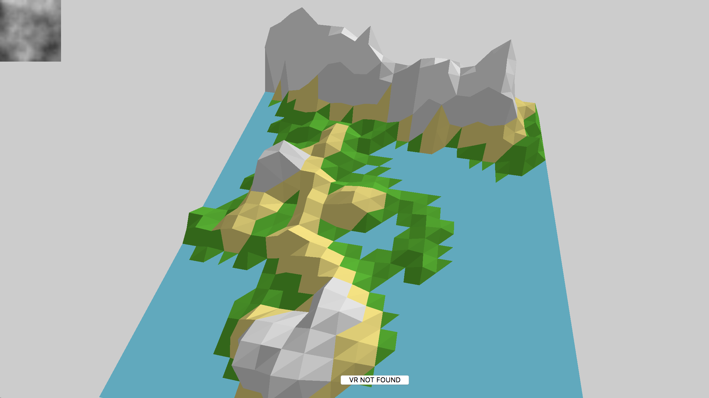 Low Poly style Terrain Generation - Josh Marinacci - Medium