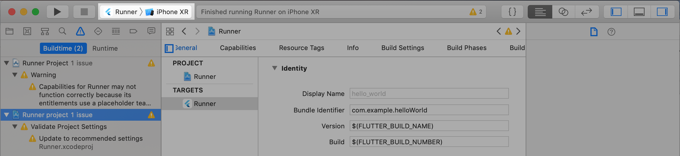 How to test your Flutter iOS app on your iOS device