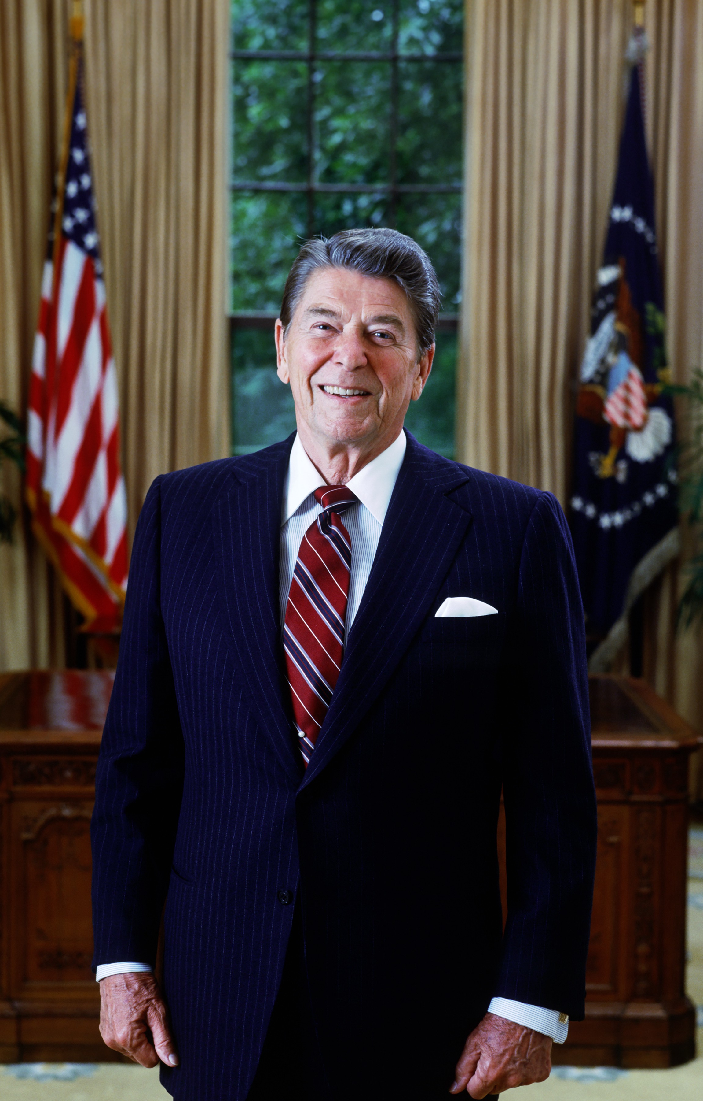 Image result for ronald reagan 2004