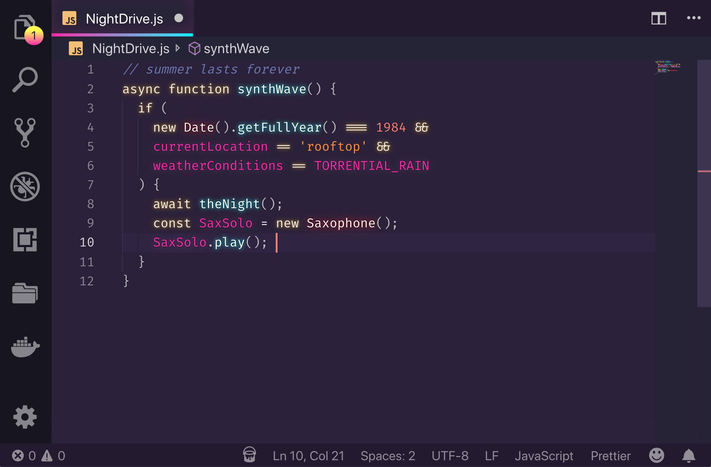 8 Awesome Themes For Visual Studio Code By Indrek Lasn Better Programming Medium