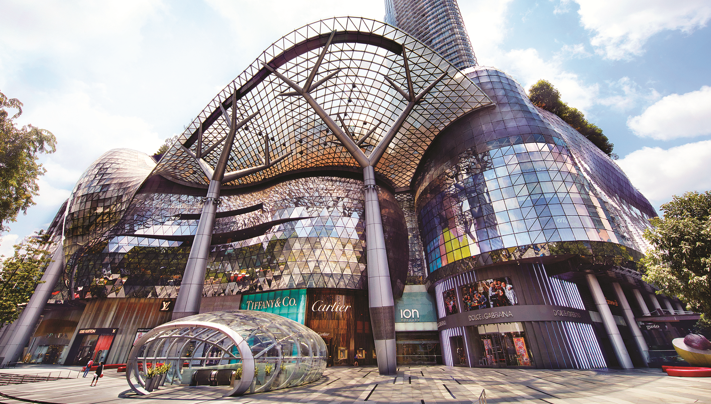 ION Orchard — The Best Mall In Singapore | by Sandipan Dutta | Medium