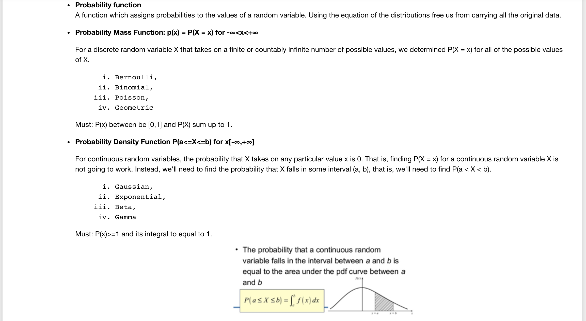 Probability Theory in Machine Learning: An example with