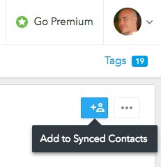 FullContact to sync LinkedIn connections into Google Contacts
