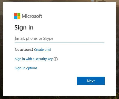 outlook email login