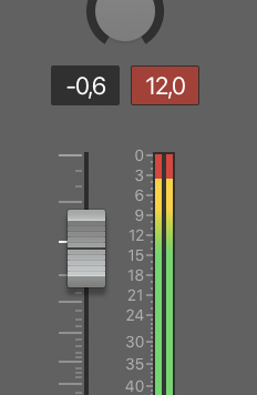 clipping in logic pro x