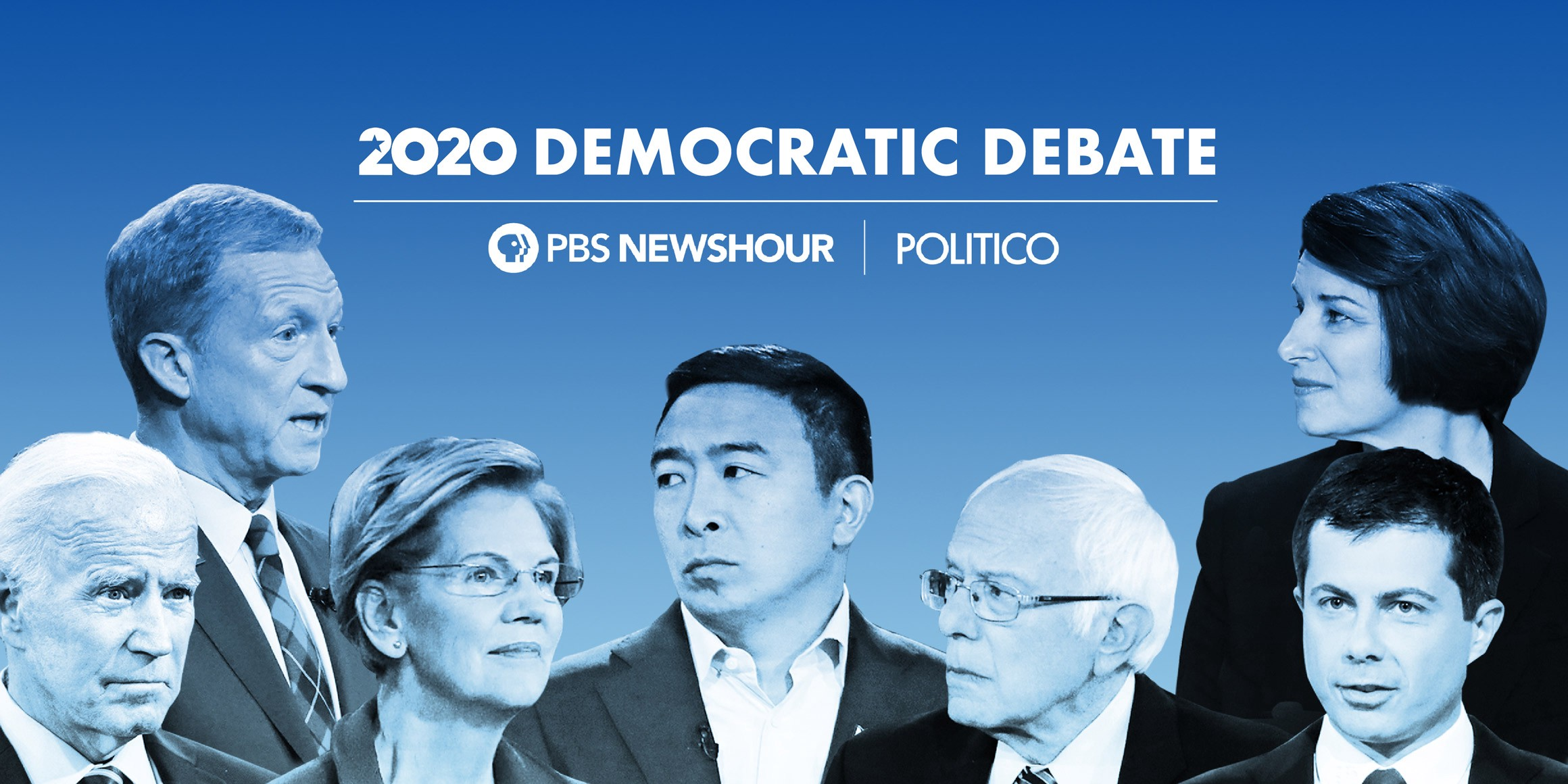 POLITICO and PBS NewsHour will host the last Democratic debate of the year at 8 p.m. ET on Thursday, Dec. 19, at Loyola Marymount University in Los Angeles.