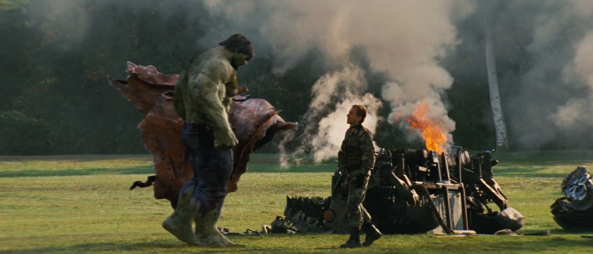 """MCU Rewind: The Incredible Hulk Isn't """"Bad,"""" It Just Ignores Its"""