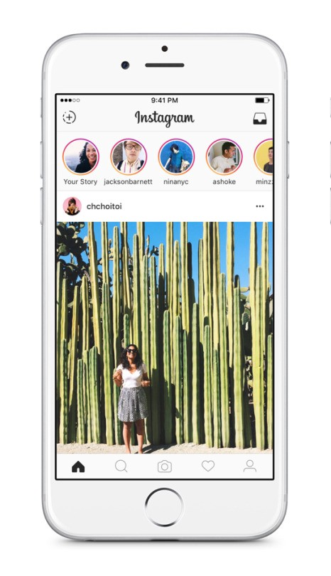 """Why Instagram's """"Stories"""" is actually really cool (and not"""