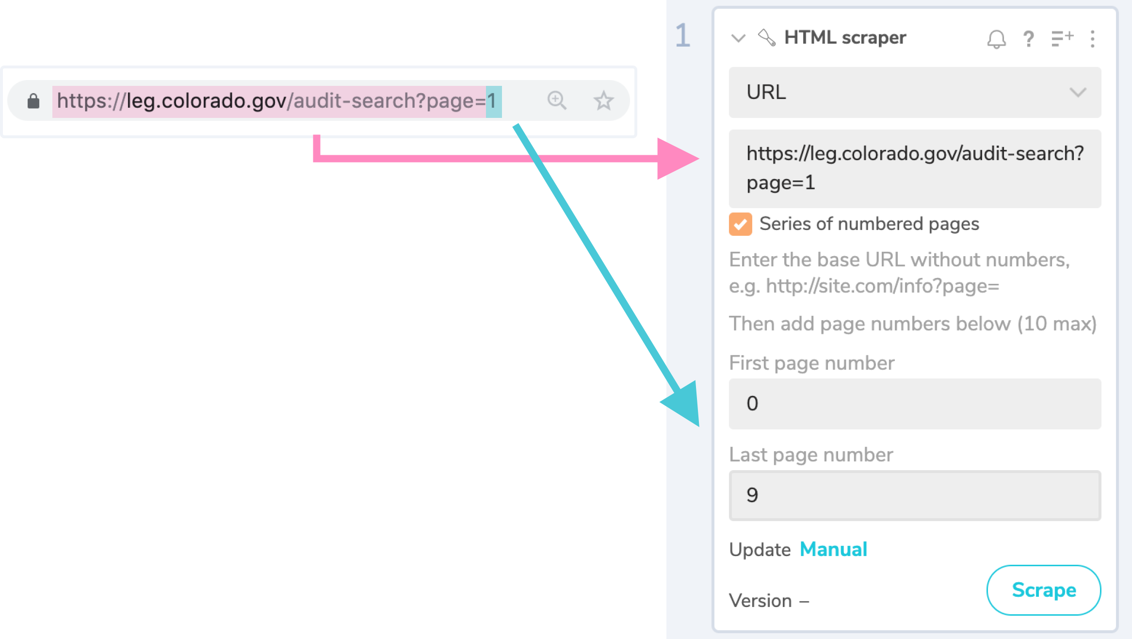Scraping multiple pages with Workbench - Workbench - Medium
