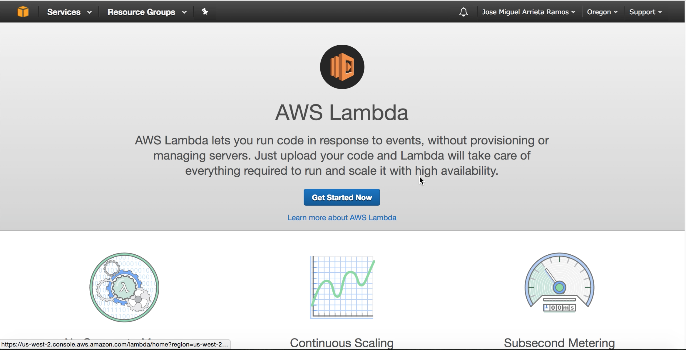 Creating an API using scikit-learn, AWS Lambda, S3 and