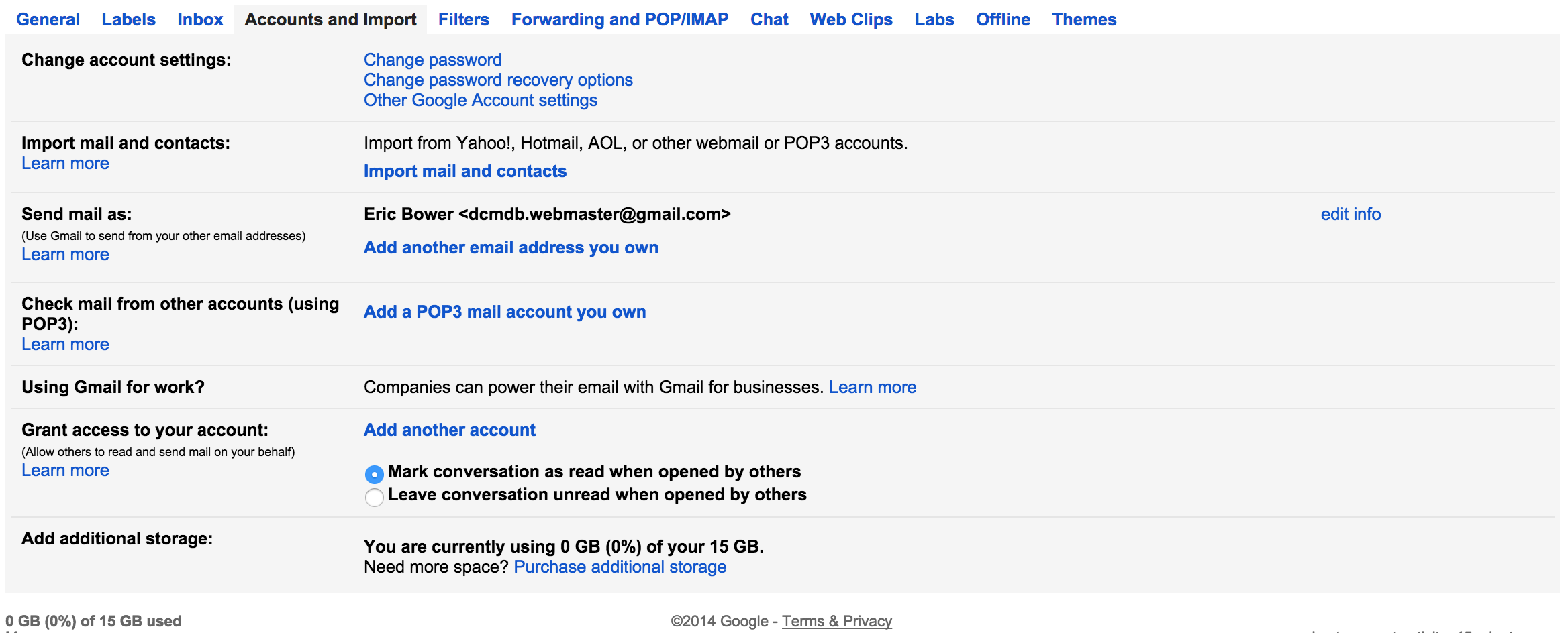How to Send and Receive Email using Gmail (or Inbox) from