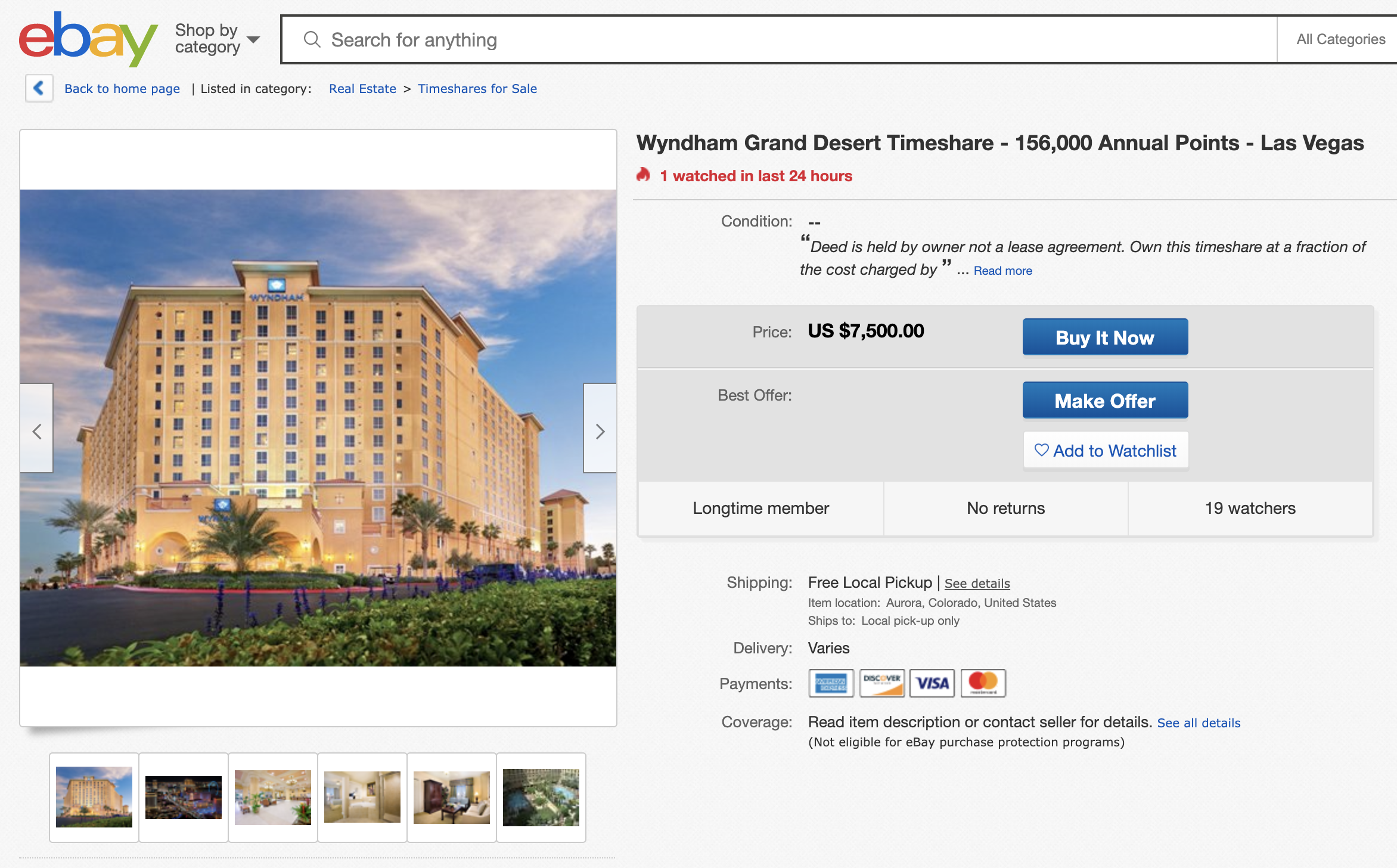Timeshare Sales On Ebay The Information You Need To See By Timeshare Help Source Medium