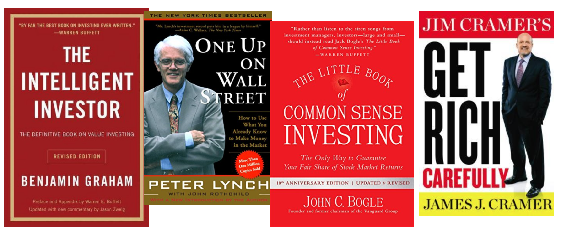 best stock investment books