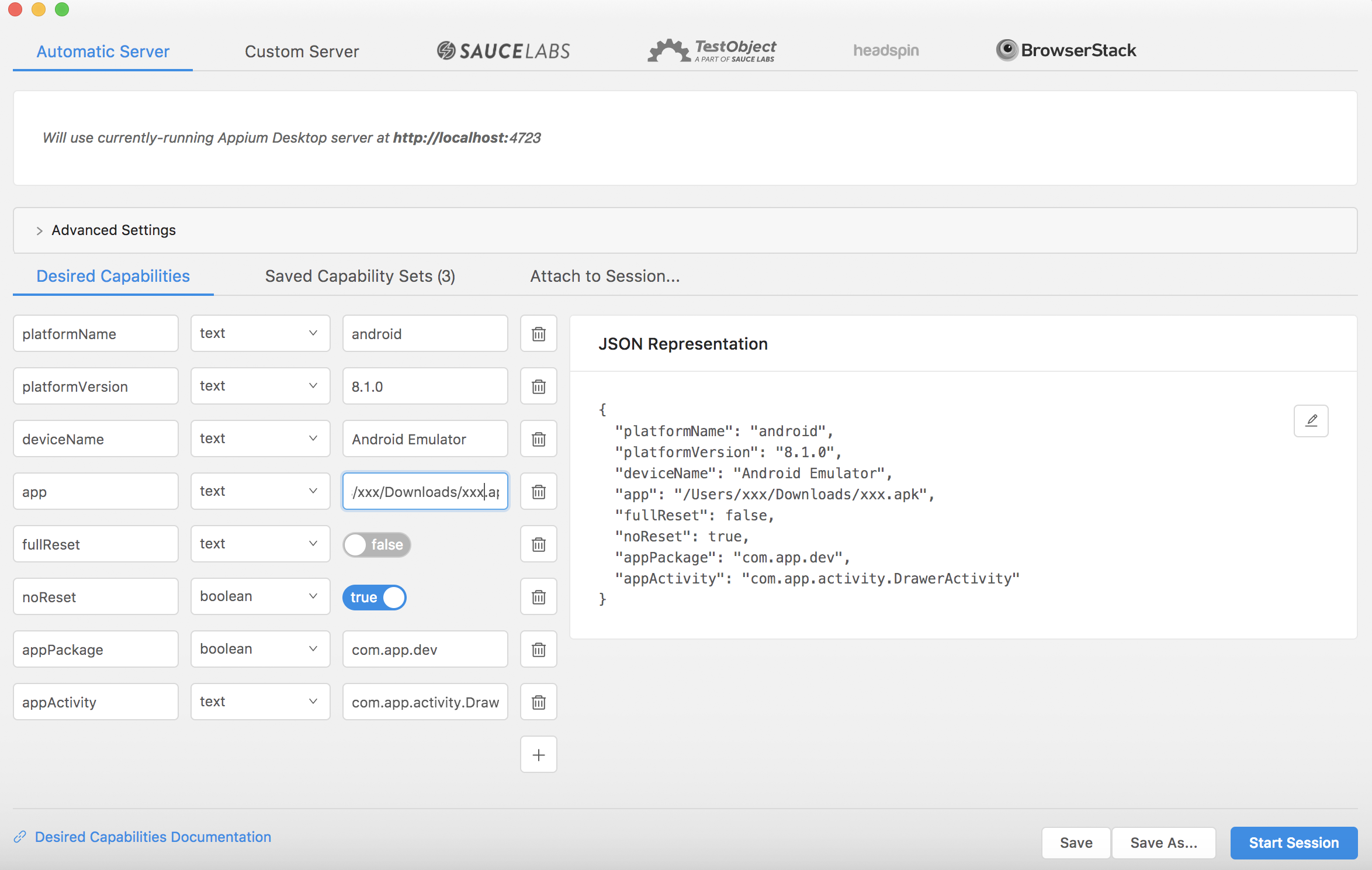 Automate your Android/iOS app(s) with Appium  - Shabrus