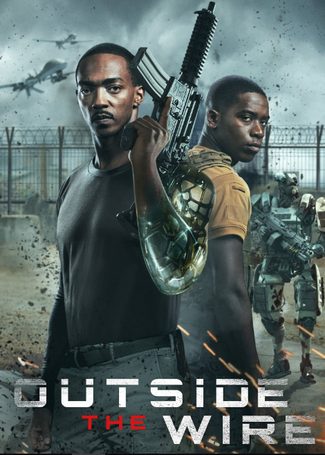 Watch :: (Outside the Wire 2021) | FULL MOVIE ONLINE (1080p HD) | Outside the Wire (2021) Streaming Online 1080p
