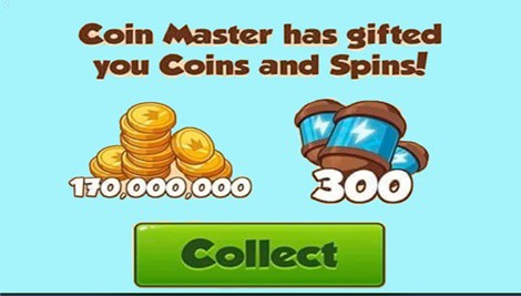 Free spins coinmaster