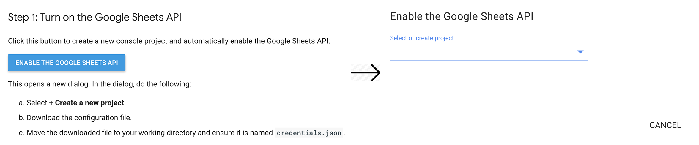 Serverless Function to Sync Data from a Database to Google