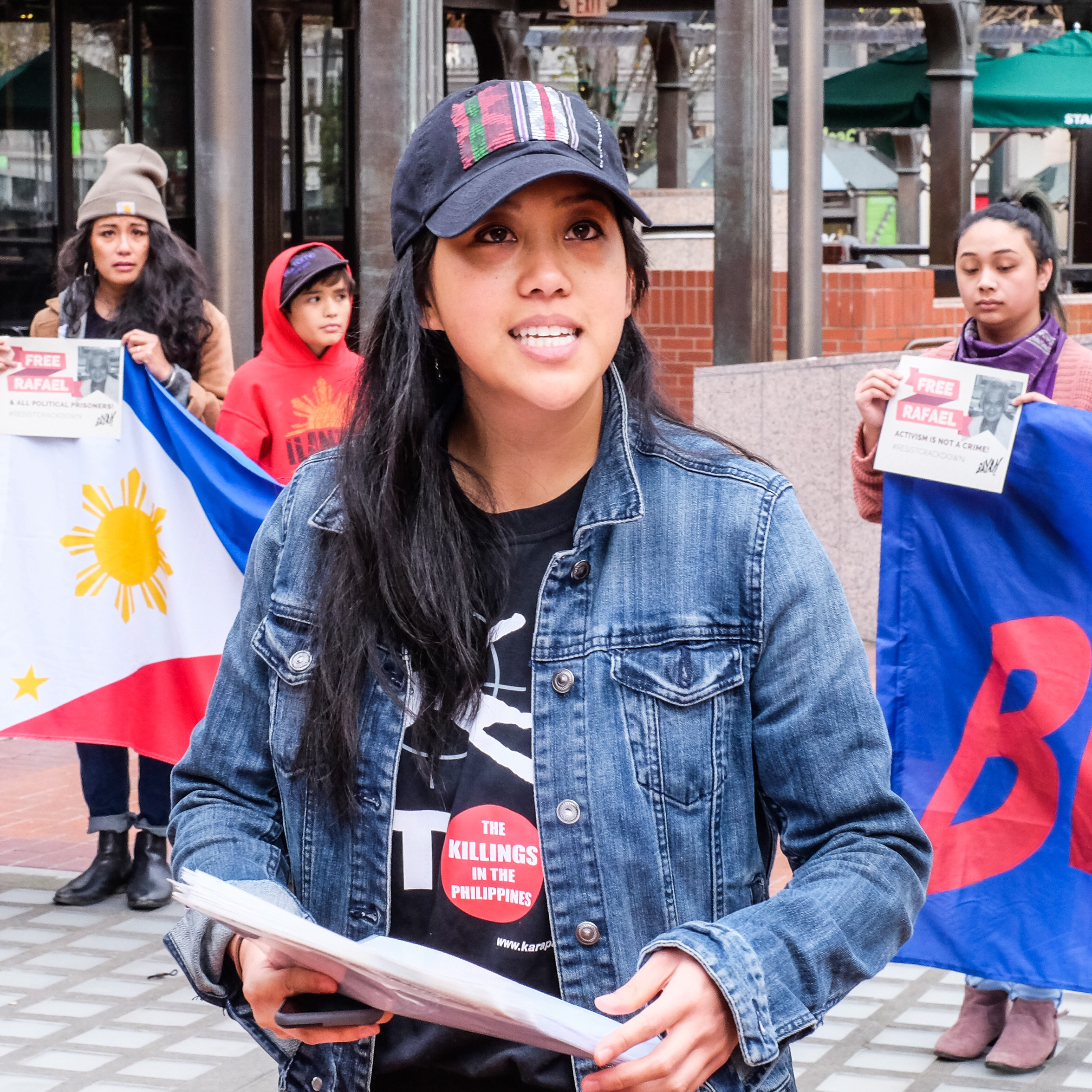 Stop the Killings in the Philippines: Caravan for Peace and