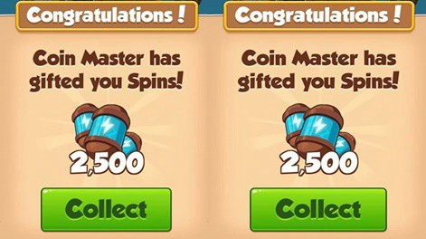 free spin and coin