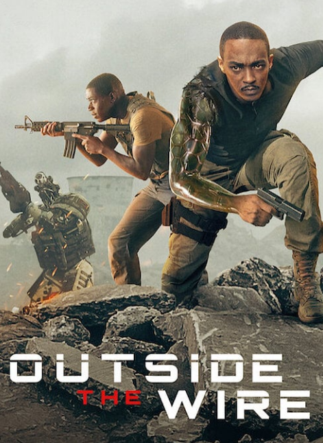 EXCLUSIVE — (Outside the Wire 2021) - FULL MOVIE ONLINE (1080p HD) | Outside the Wire (2021) Streaming Online 1080p