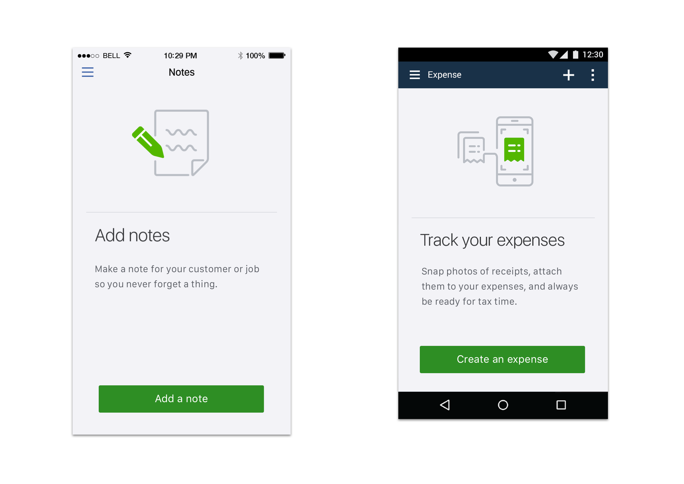 Designing for Mobile Apps: Overall Principles, Common