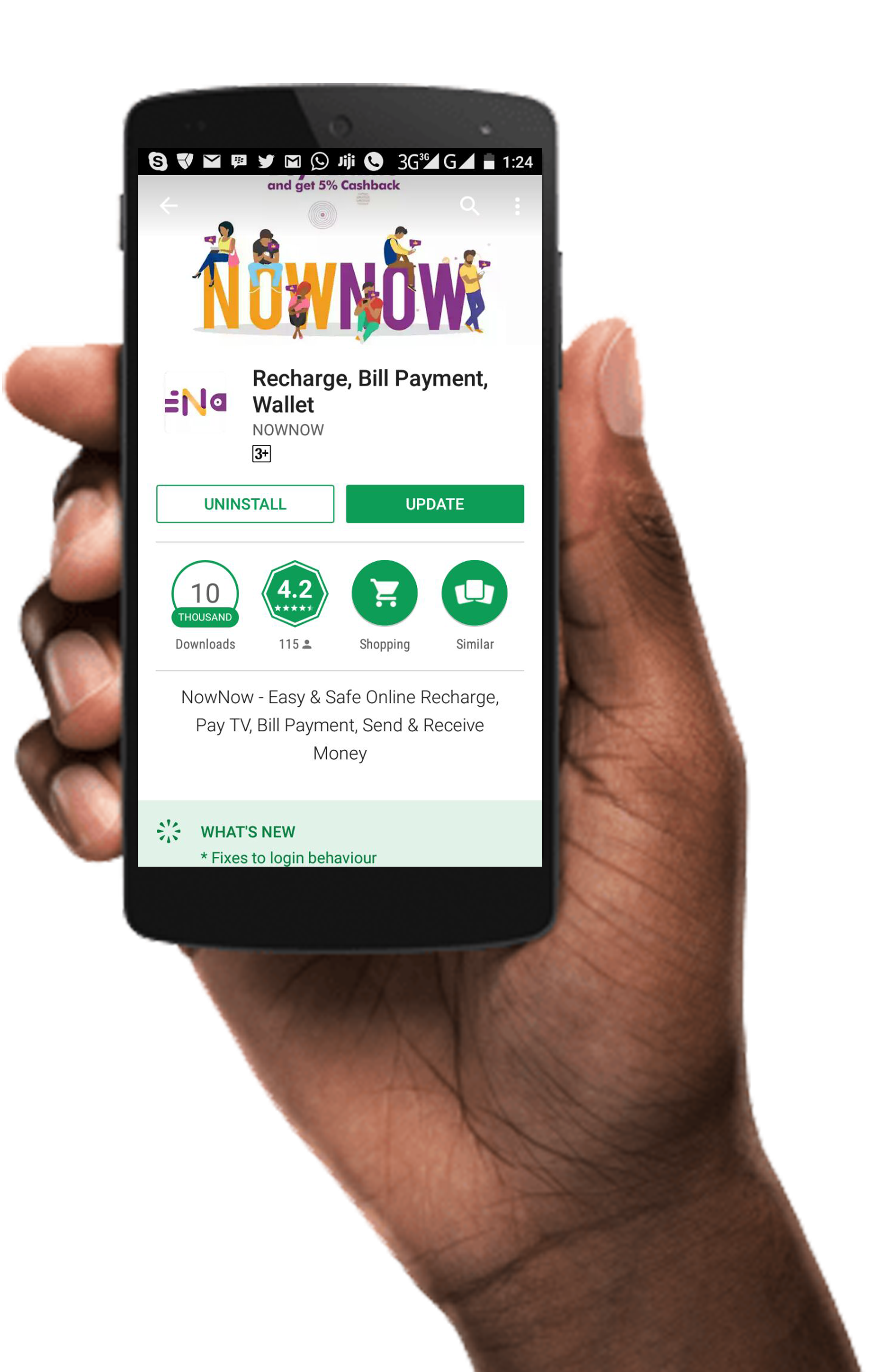 How To Add Money To Your NOWNOW Wallet - NOWNOW Nigeria - Medium