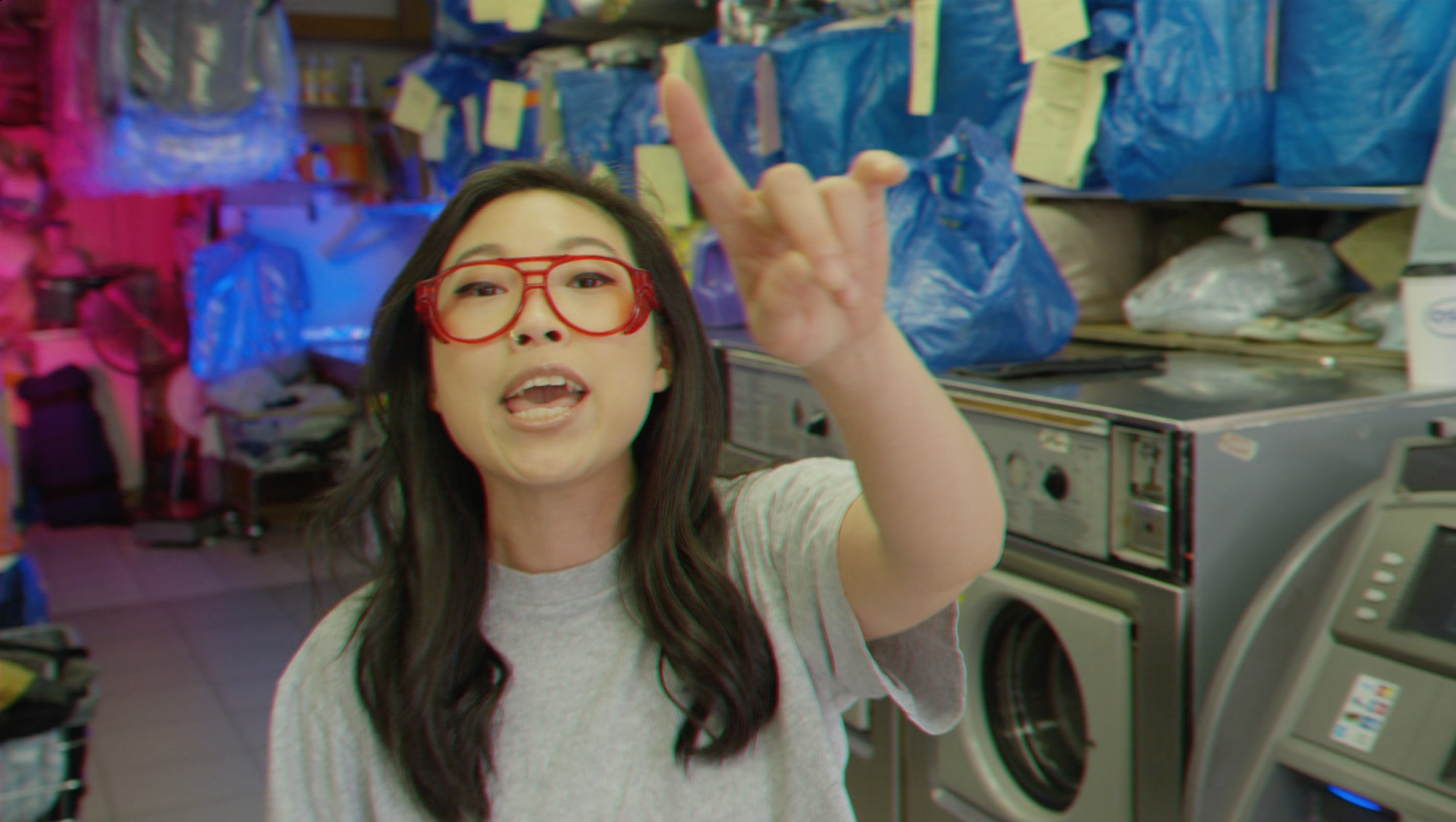 Awkwafina on authenticity, rapping for the right reasons