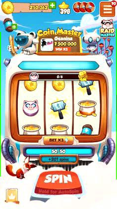 get free coin master spins with this hack