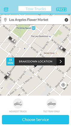 Tow Truck Driver Apps — Get the Uber clone script to have your own app