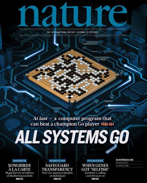 Summary of the AlphaGo paper - Becoming Human: Artificial