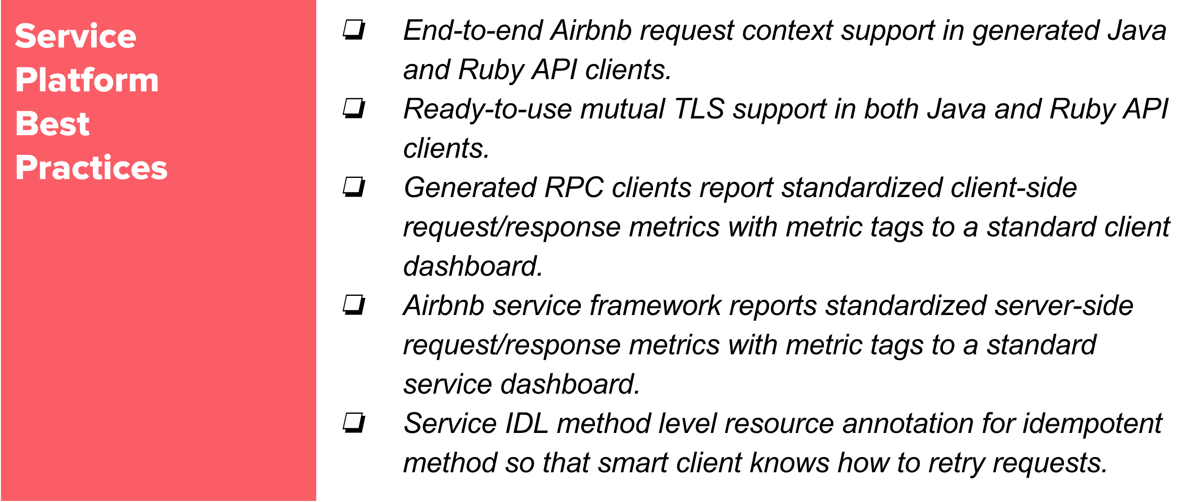 Building Services at Airbnb, Part 1 - Airbnb Engineering