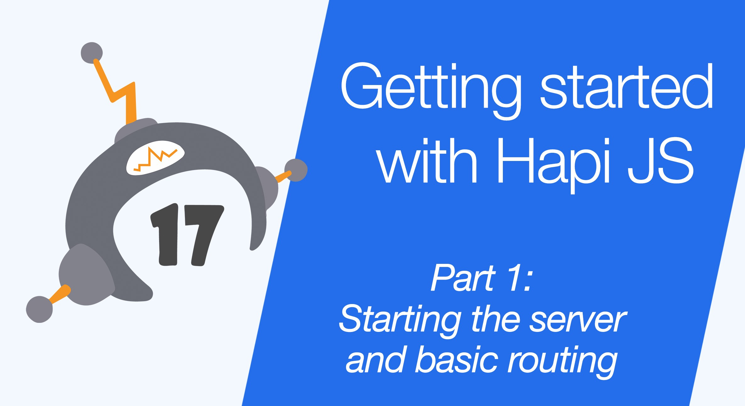 Getting started with Hapi JS - ITNEXT