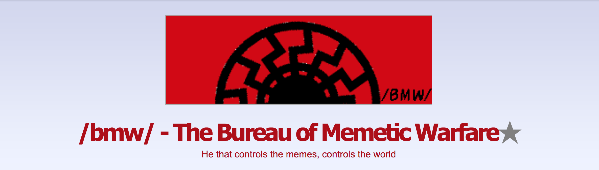 4Chan Torrent the bureau of memetic warfare — september 2015 (cw)