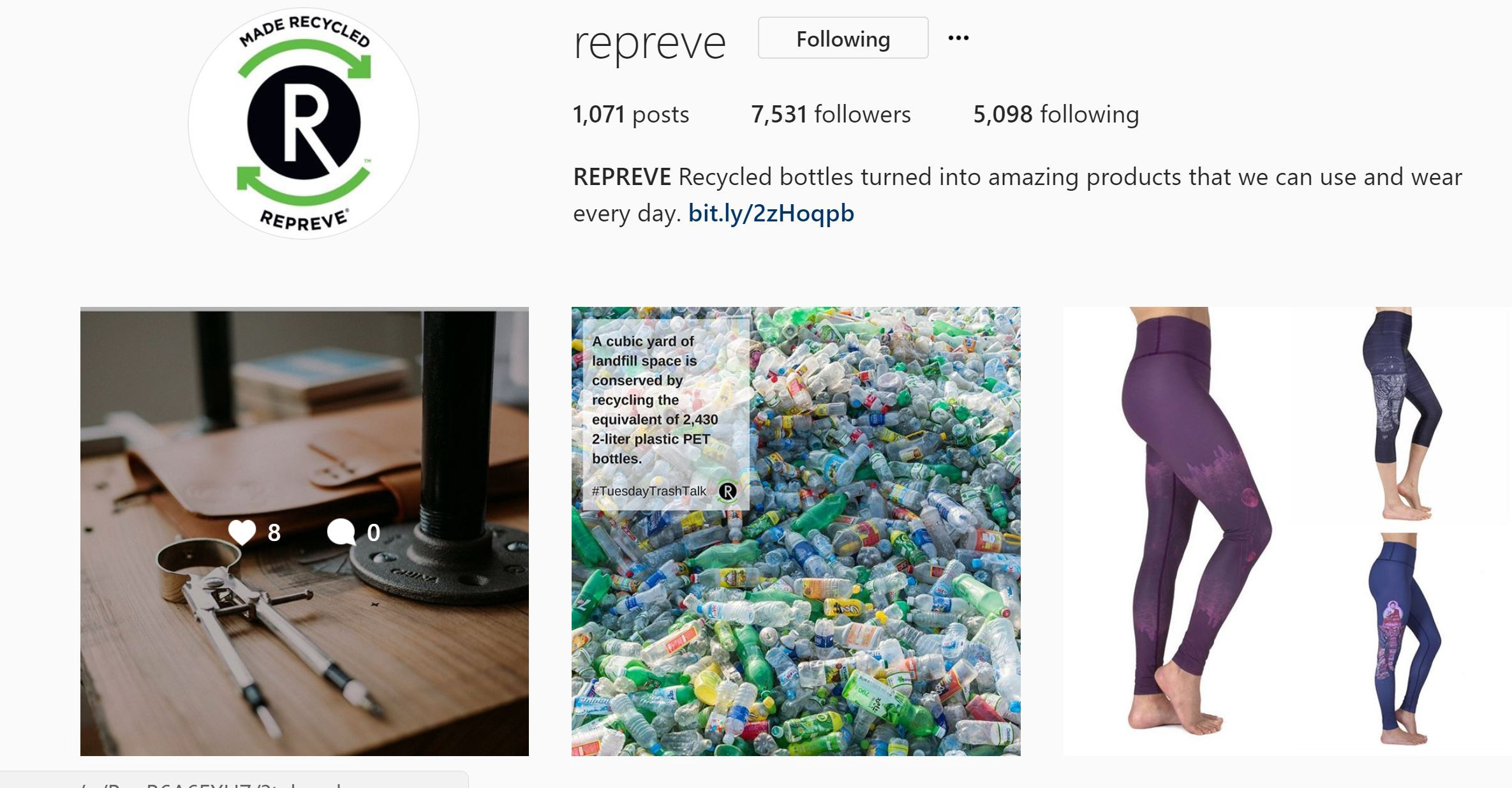 SWOT: Recycled Edition - Global Threads - Medium