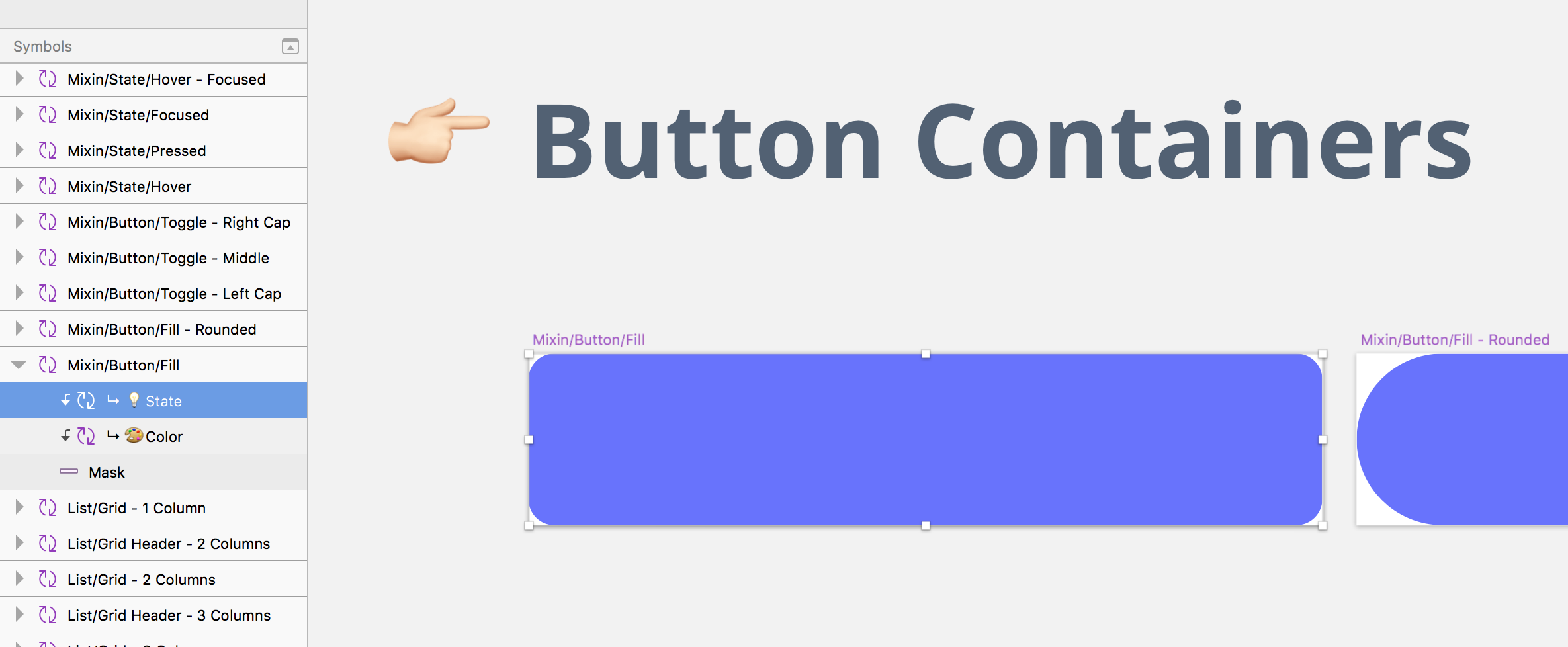 A Better Way to Make Buttons in Sketch - UX Power Tools - Medium