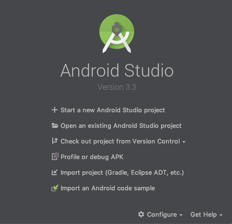 Getting Started with C++ and Android Native Activities