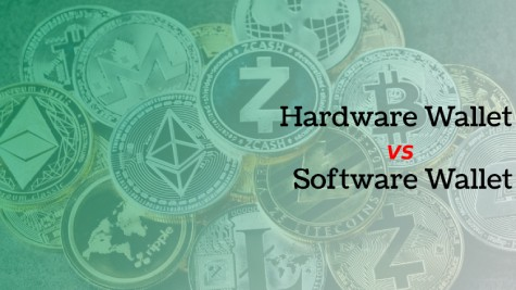 Hardware Vs Software Wallet, Hardware Vs Software Wallet | Cryptocurrency