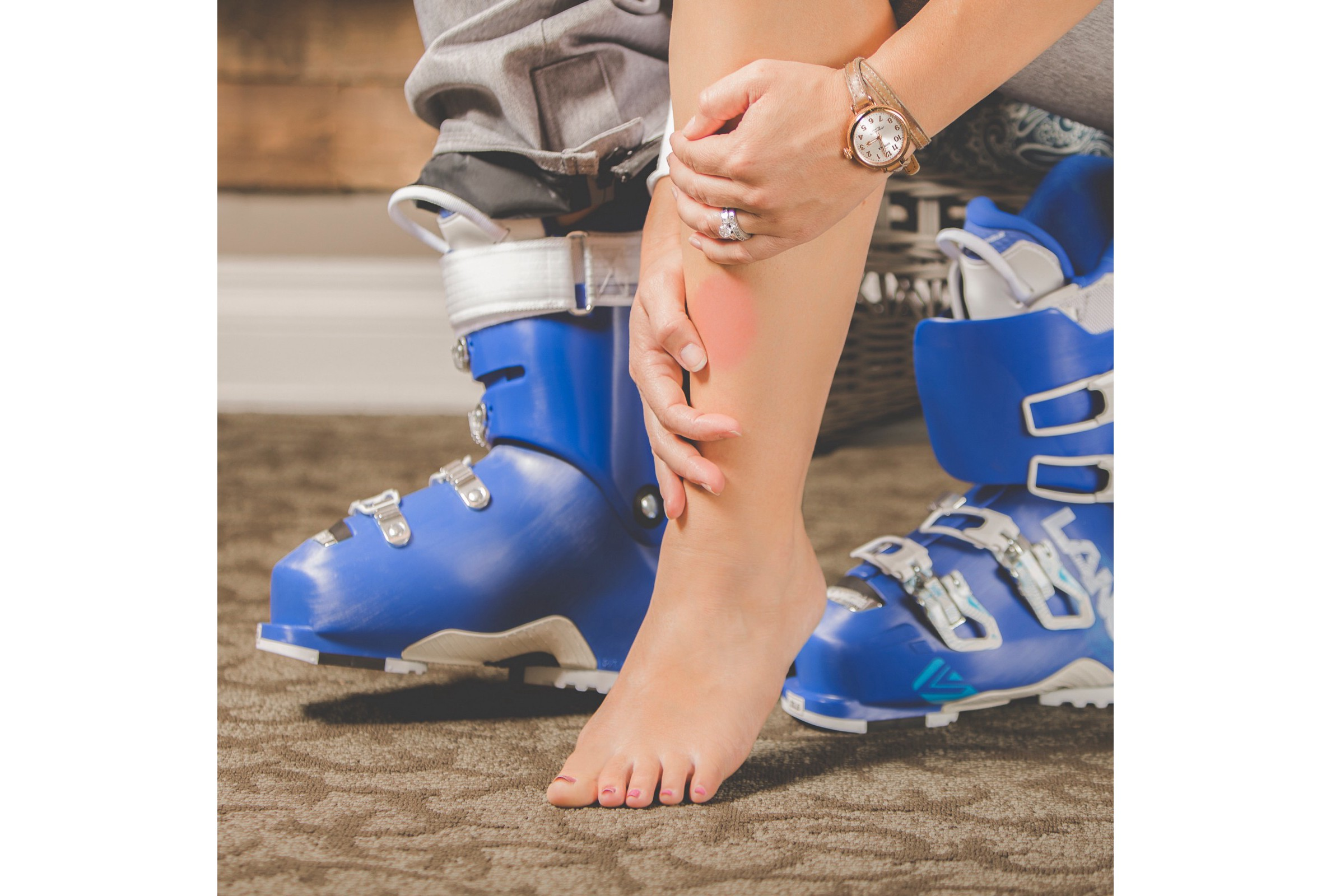 Shin Pain in Ski Boots — and How to Fix it - Sun & Snow - Medium