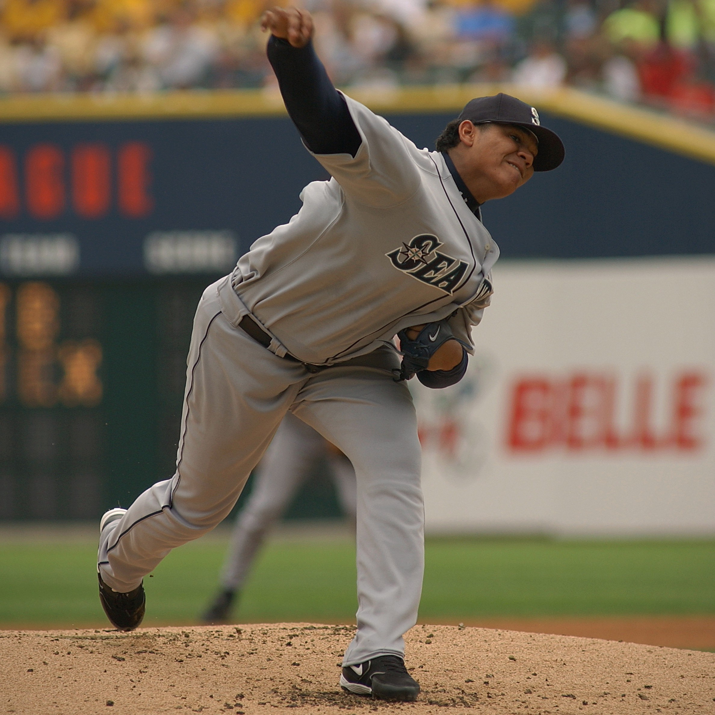 On This Date: Felix Hernandez Makes His Major League Debut