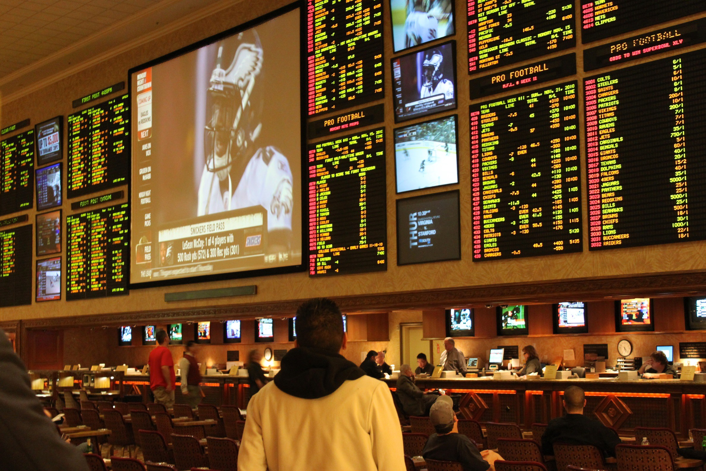 Sports Betting: How Exciting Is It? - Jump Capital - Medium