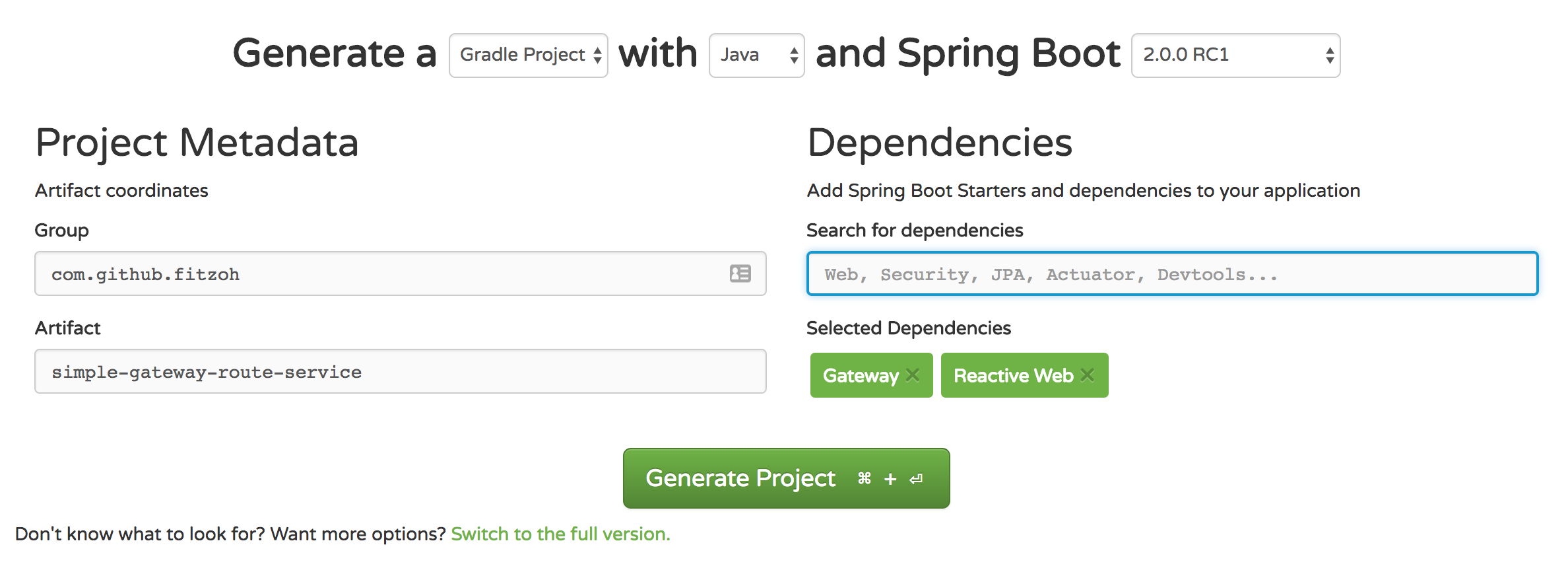 Creating a Cloud Foundry Route Service with Spring Cloud Gateway