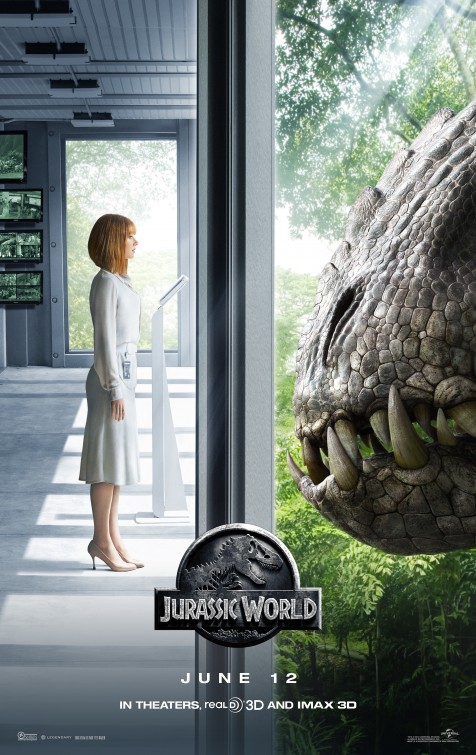 Movie Review: Jurassic World (2015) - As Vast as Space and