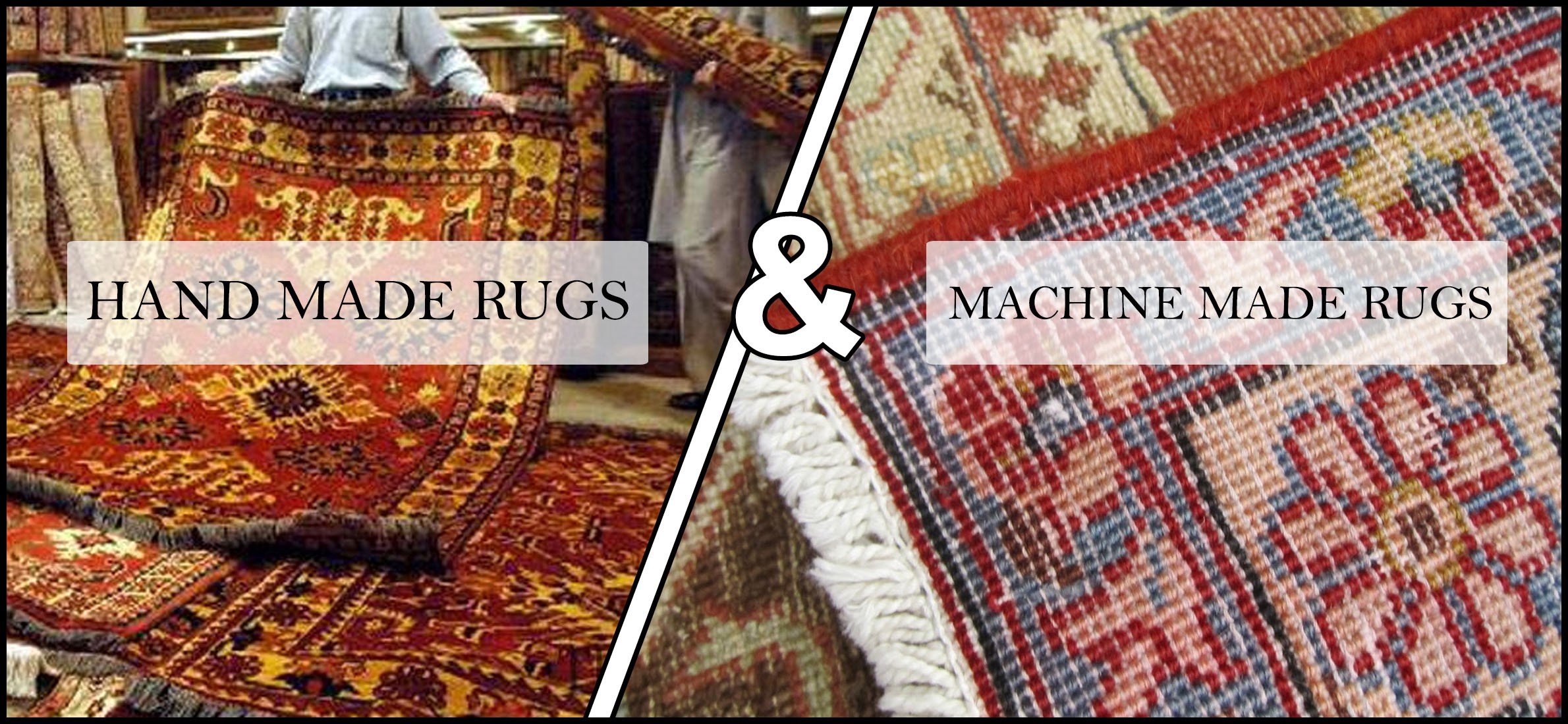 Hand Made And Machine Rugs Online