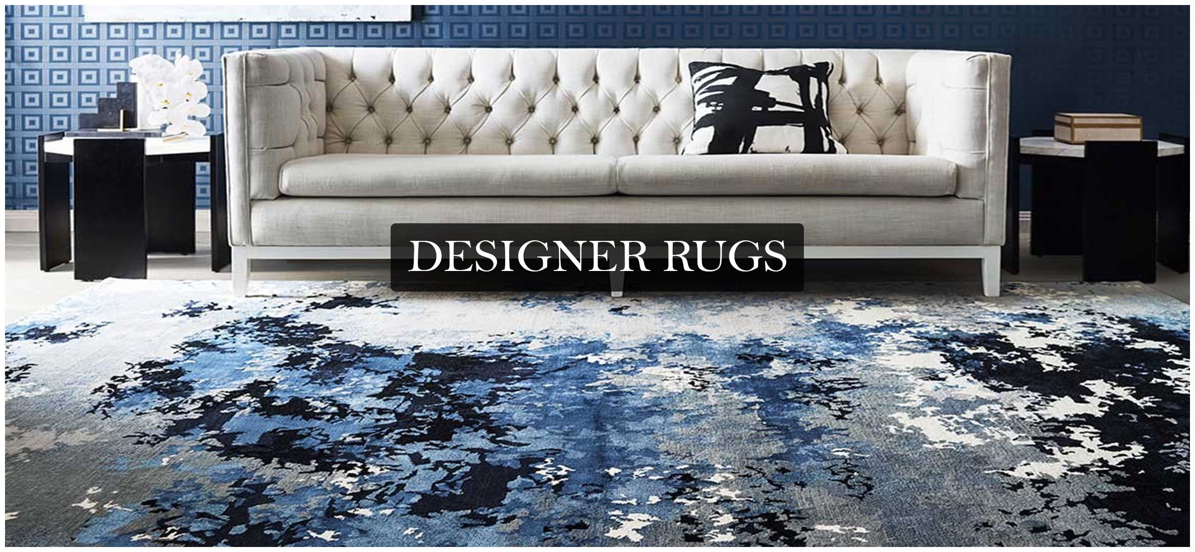 Designer Rugs Online For Benefits
