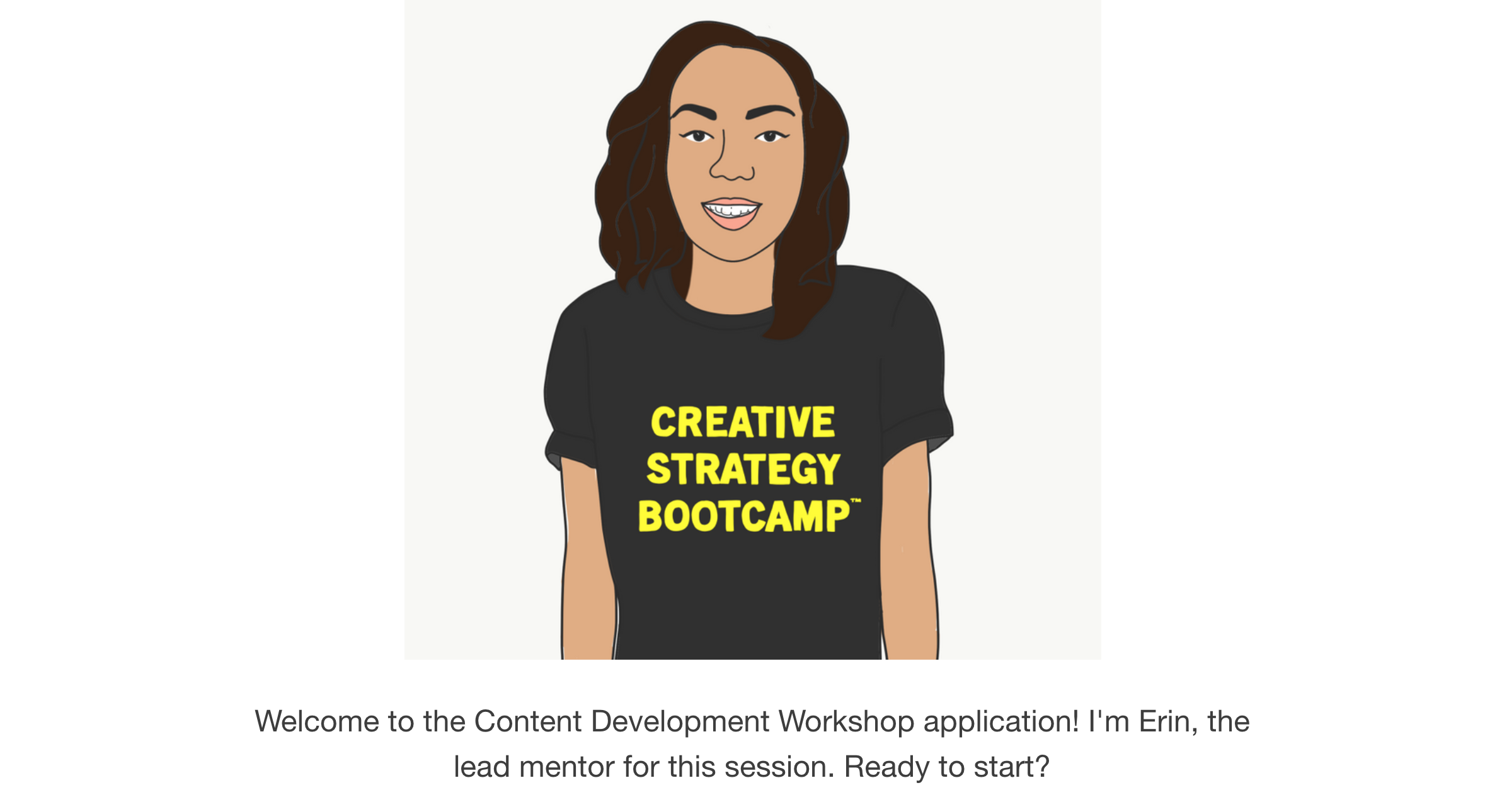 Erin It Out: Content Development Workshop | by Erin Ashley ...