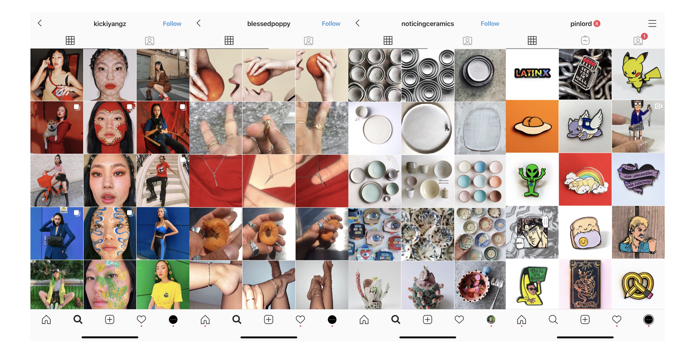 How To Create A Visually Appealing Instagram Grid Layout By Eduardo Morales Better Marketing Medium